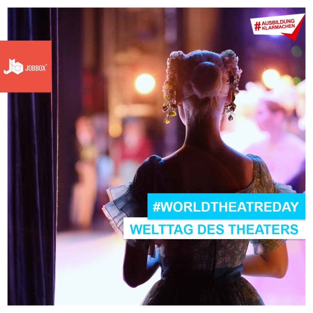 Welttag des Theaters